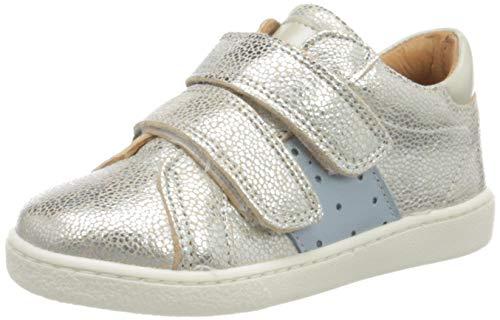 Bisgaard Mädchen Kadi Sneaker, Silber (Ocean 1705), 29 EU