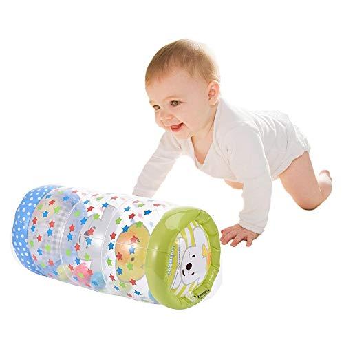 Aufblasbare Babyroller Neugeborenen Krabbelrolle Und Stehtraining - Training Baby Steps Das Perfekte...
