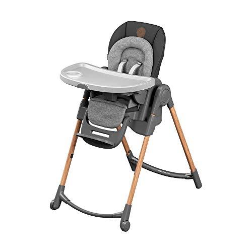 Maxi-Cosi Minla Hochstuhl, höhenverstellbarer Kinderstuhl, nutzbar ab der Geburt bis ca. 6 Jahre (max. 30kg),...