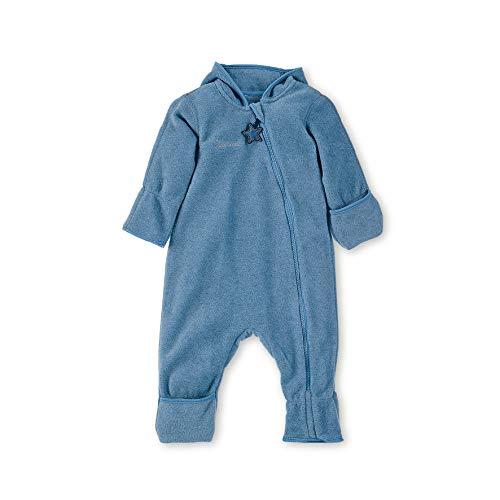 Sterntaler Fleece-Overall für Jungen und Mädchen mit Reißverschluss, Alter: 5-6 Monate, Größe: 68,...