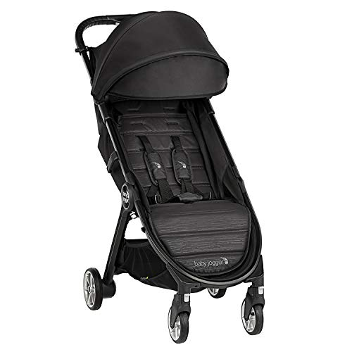 Baby Jogger City Tour 2 Kinderwagen | kompakt, leicht, zusammenklappbar und tragbar | Jet (schwarz)