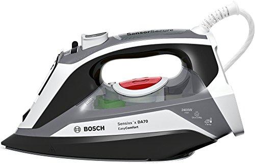Bosch TDA70EASY Dampfbügeleisen, 0.34 liters, schwarz/grau/weiß