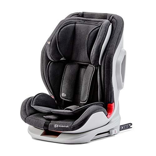 Kinderkraft Kinderautositz ONETO3, Autokindersitz, Autositz, Kindersitz mit Isofix und Top Tether, Gruppe...