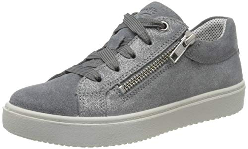 Superfit Damen Heaven Sneaker, HELLGRAU, 36 EU