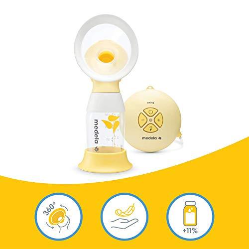 Medela Swing Flex elektrische Milchpumpe (Spanische Version)