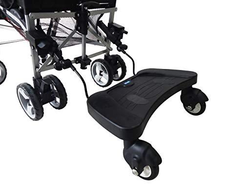 Osann Kindertrittbrett beeboard – Buggyboard für Kinderwagen bis 25 kg belastbar