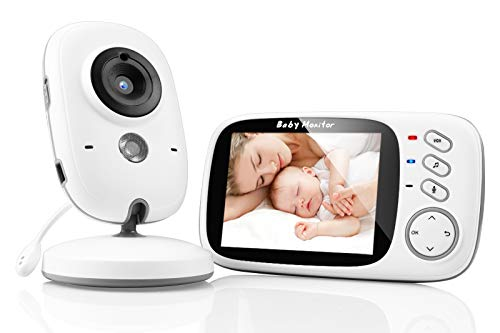 SYOSIN Babyphone mit Kamera, Video...