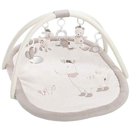 Fehn 058017 3-D-Activity-Decke Peru – Spielspaß zum Fühlen & Greifen für Babys und Kleinkinder ab 0+...