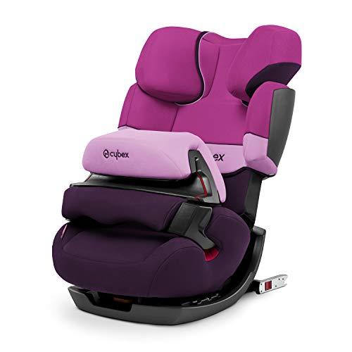 CYBEX Silver 2-in-1 Kinder-Autositz Pallas-Fix, Für Autos mit und ohne ISOFIX, Gruppe 1/2/3 (9-36 kg), Ab ca....