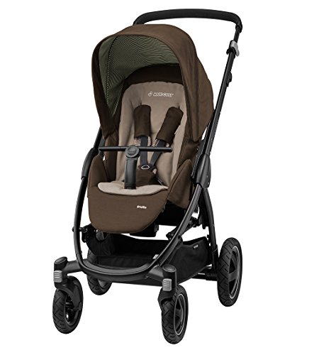 Maxi-Cosi Stella Kinderwagen mit extra großem Verdeck und Outdoor-Reifen, extrem wendig und in Kombination...