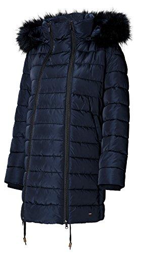 Noppies Damen Jacket Anna Jacke, Blau (Dark Blue C165), 38 (Herstellergröße: M)
