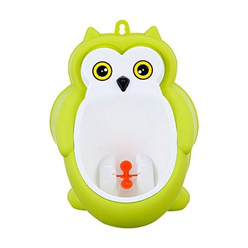 Süßes Frosch Kinder Töpfchen WC-Training Kinder-WC für Jungen Pee Trainer Badezimmer