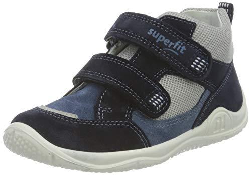 Superfit Universe Sneaker, BLAU/GRAU, 26 EU