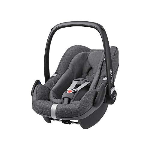 Maxi-Cosi Pebble Plus i-Size Babyschale, Gruppe 0+ Autositz für Babys, inkl. Sitzverkleinerer, nutzbar ab der...