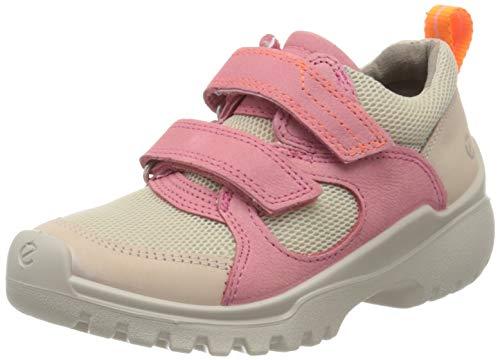 Ecco Mädchen XPERFECTION Sneaker, Mehrfarbig (Rose Dust/Bubblegum 51595), 33 EU