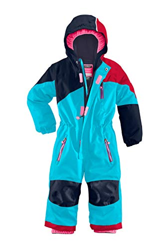 Killtec Unisex Kinder Kesley Mini Skioverall/Schneeanzug Mit Kapuze, 10.000 Mm Wassersäule, Wasserdicht,...