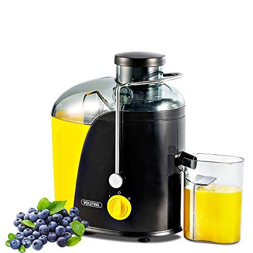 Entsafter Volsteel Zentrifugaler Entsafter mit ProBlend Technologie, Klinge aus rostfreiem Stahl, BPA Frei,...