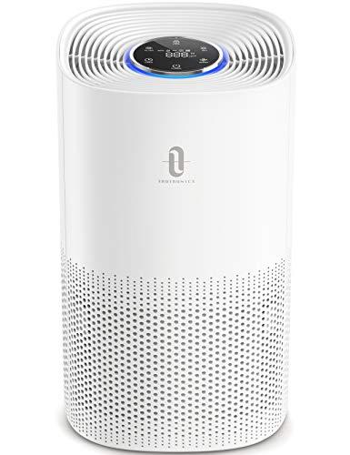 TaoTronics Luftreiniger H13 HEPA Air Purifier CADR 250m³/h bis zu 50m³ 99,97% Filterleistung gegen Staub...