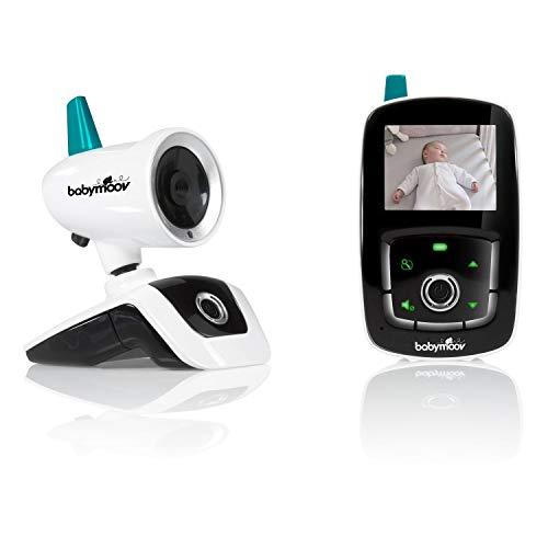 Babymoov Babyphone mit Kamera YOO-Care | 2,4 Zoll Display | Temperatursensor | Gegensprechfunktion |...