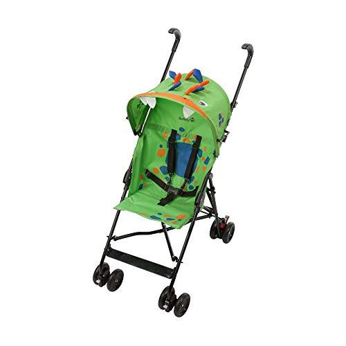 Safety 1st 118769000 Buggy Crazy Peps Hippo - kompakter Kinderbuggy für unterwegs, farbenfroh und praktisch,...