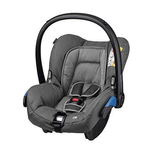 Maxi-Cosi Citi Babyschale, federleichter Baby-Autositz Gruppe 0+ (0-13 kg), nutzbar ab der Geburt bis ca. 12...