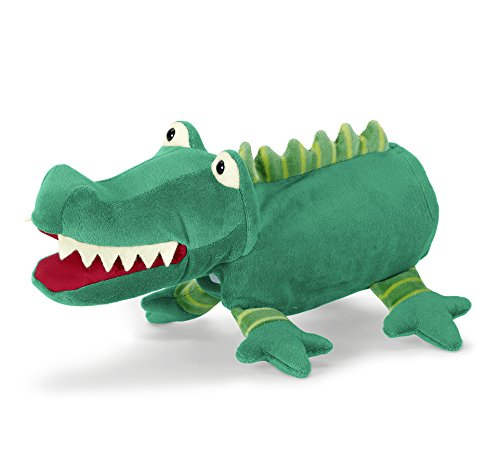 Sterntaler Handpuppe Krokodil, 22 x 30 x 10 cm, Grün