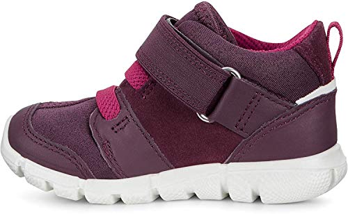 ECCO Baby Mädchen Intrinsic Mini Sneaker, Violett (Mauve 51145), 22 EU