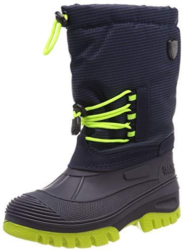 CMP Unisex-Kinder Ahto Bootsportschuhe, Blau (Black Blue N950), 31 EU