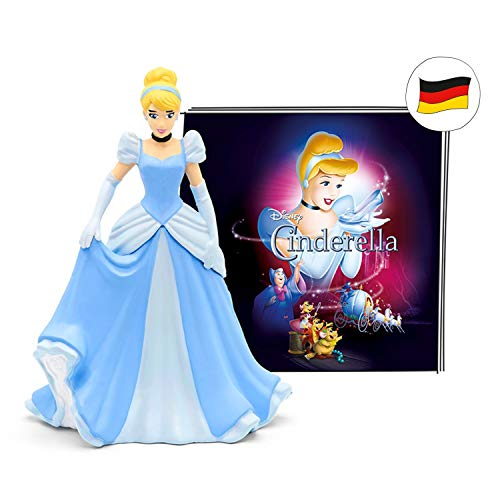 tonies Hörfigur für Toniebox, Disney – Cinderella Hörspiel Ohne Liedern, Hörspiel für Kinder ab 4...