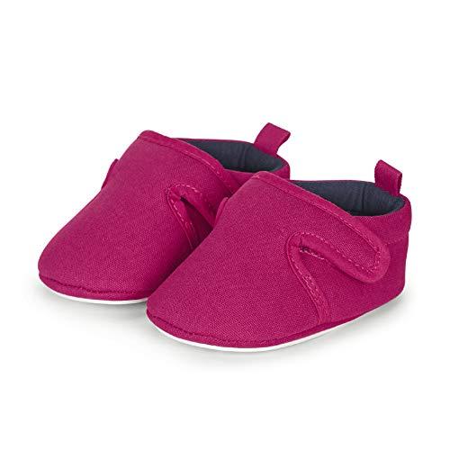Sterntaler Mädchen Baby-Krabbelschuh Slipper, Pink (Magenta 745), 19/20 EU
