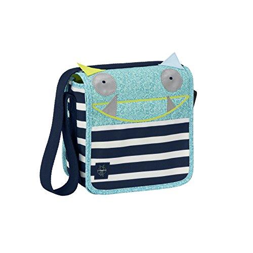 LÄSSIG Kindertasche Kindergartentasche Umhängetasche Junge Mädchen Kindergarten / Mini Messenger Bag Little...