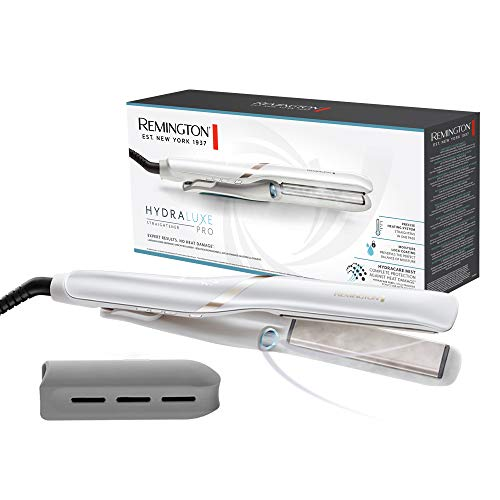 Remington Glätteisen Hydraluxe Pro (Nebel Technologie 'Hydracare' für langanhaltende Ergebnisse ohne...