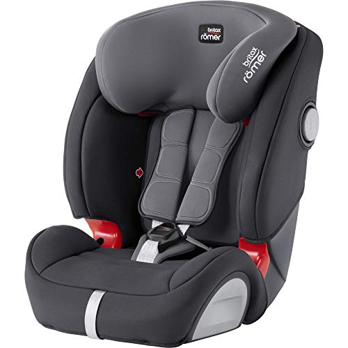 Britax Römer Kindersitz 9 Monate - 12 Jahre I 9 - 36 kg I EVOLVA 123 SL SICT Autositz Isofix Gruppe 1/2/3 I...