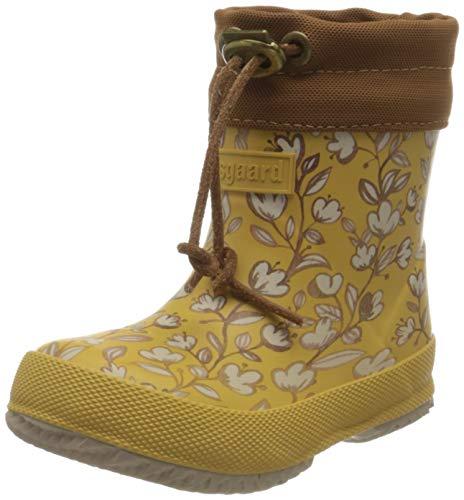 Bisgaard Thermo Baby Rain Boot, Mustard, 26 EU