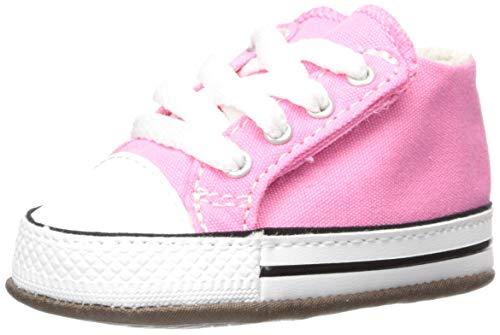 Converse Jungen Unisex Kinder Chuck Taylor All Star Cribster Hohe Sneaker, Pink (Pink 865160c), 17 EU
