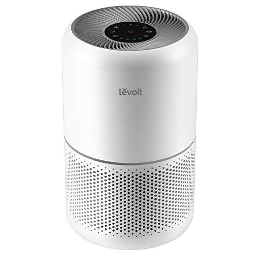 Levoit Luftreiniger Air Purifier gegen 99,97% Allergie Rauch Pollen Aerosole Staub, CADR 187m³/h, bis zu...