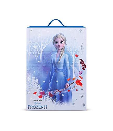 SIX Frozen II Adventskalender für Kinder mit süßen Schmuckstücken und Accessoires zum Aufhängen oder...