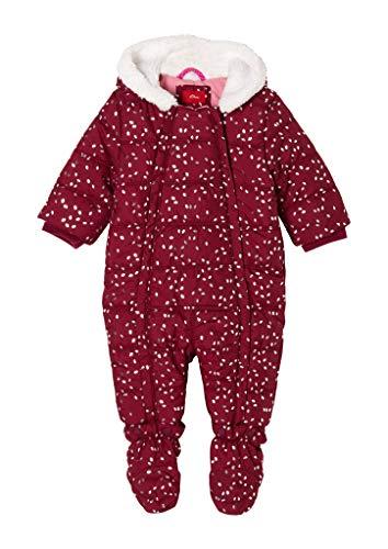 s.Oliver Junior Baby-Mädchen 405.12.009.16.201.2039709 Schneeanzug, 46A0, 74