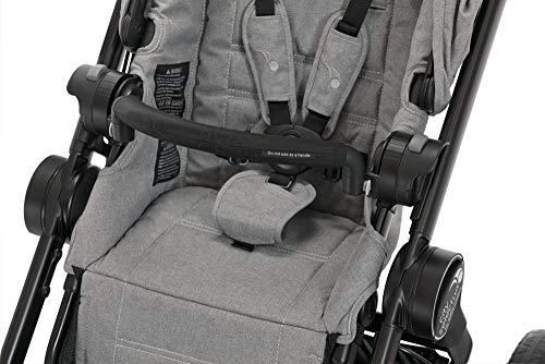 Baby Jogger 1962851 City Select, Stange-Sicherheit, schwarz