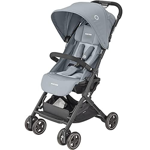 Maxi-Cosi Lara2 Buggy, leicht, kompakt, leicht zusammenklappbar, von Geburt bis 4 Jahre, bis 22 kg, Essential...