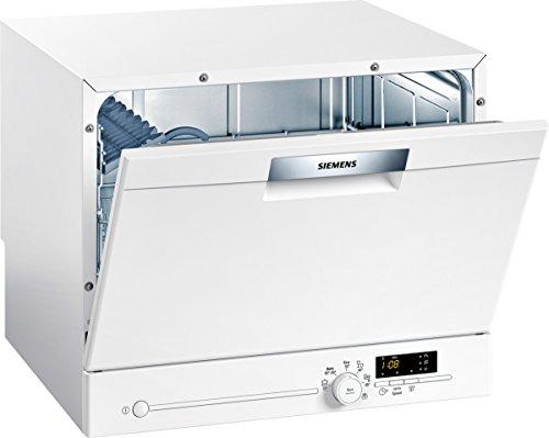Siemens SK26E221EU iQ300 speedMatic Compact-Geschirrspüler / A+ / 6 MGD / varioSpeed / extraTrocknen /...