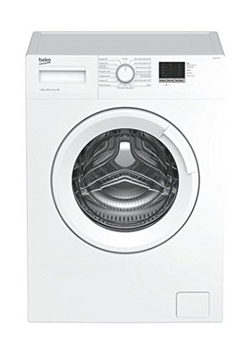 Beko WML 16106 N Waschmaschine Frontlader / 6kg / A+ / 1000 UpM / Mengenautomatik / 49 cm tief / Reversierende...