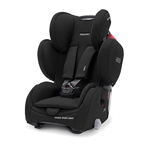 Recaro Kids, Young Sport Hero Kindersitz, Auto Kindersitz (9-36 kg), Gruppe 1-2-3, Komfort und Sicherheit,...