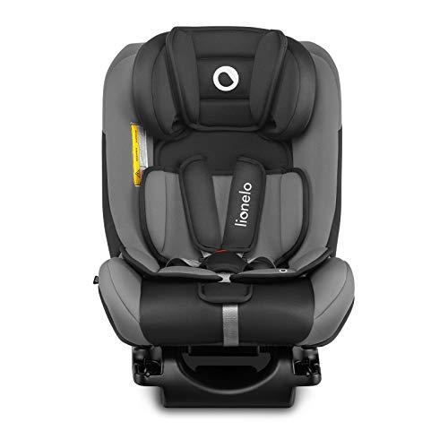 Lionelo Sander Kindersitz Auto Kindersitz Isofix in und gegen Fahrtrichtung Top Tether Autositz Gruppe 0 1 2 3...