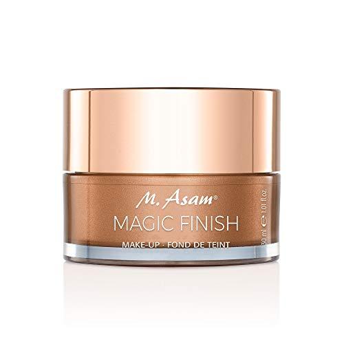 Magic Finish Make Up Mousse (30ml) - natürliches Make-Up für jeden Hauttyp - Passt sich jedem Hautton an