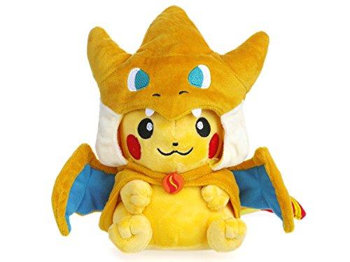 KeySmart Pokemon Pikachu Pikazard Kuscheltier
