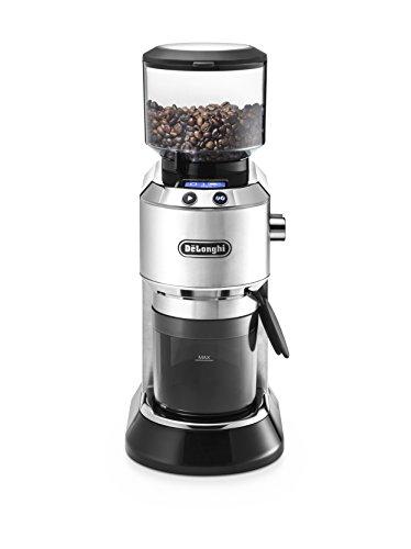 De'Longhi KG 521.M Elektrische Kaffeemühle, silber