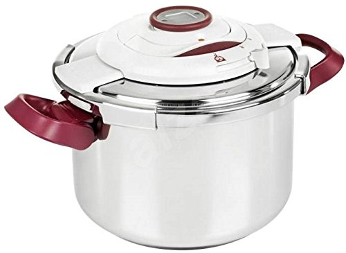 TefaL Calipso + Precision 6 Ltr Pressure Cooker by Tefal