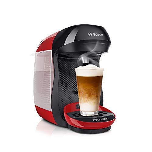 Tassimo Happy Kapselmaschine TAS1003 Kaffeemaschine by Bosch, über 70 Getränke, vollautomatisch, geeignet...