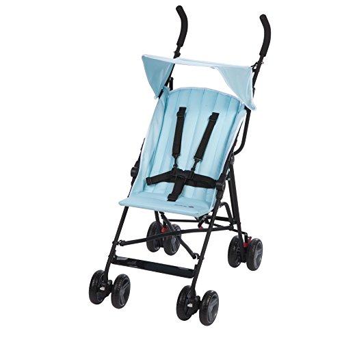 Safety 1st Flap, leichter Buggy mit Relax-Position und extra Polsterung (ab 6 Monate bis 15 kg), blau